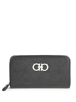 Salvatore Ferragamo - Piccola Zip-Around Wallet