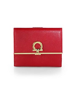 Salvatore Ferragamo - Small Trifold Wallet