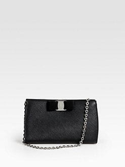 Salvatore Ferragamo - Miss Vara Leather Bow Bag