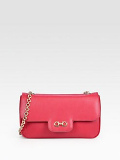 Salvatore Ferragamo - New Gancini Luciana Shoulder Bag
