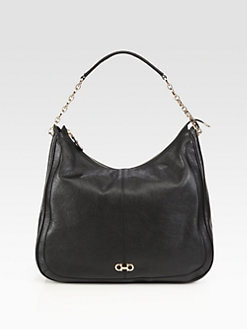 Salvatore Ferragamo - Gancini Conny Hobo