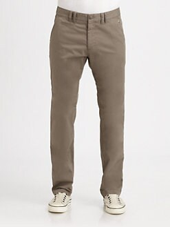Boss Green - Straight-Leg Twill Pants