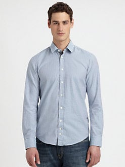 Boss Orange - Cliffe Check Sportshirt