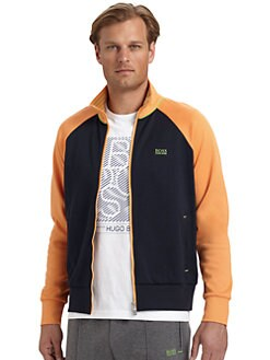 Boss Green - Skoz Zip-Front Jacket
