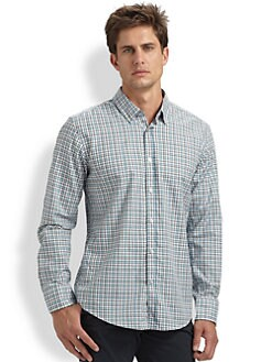 BOSS Black - Checked Sportshirt
