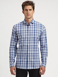 Hugo - Edmond Check Sportshirt