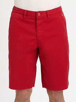 Boss Green - Cotton Blend Shorts