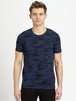 Hugo - Digital Camouflage Tee