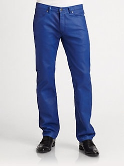 Hugo - 708 Straight-Leg Jeans