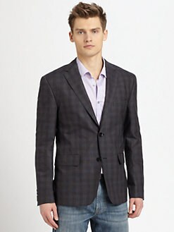 BOSS Black - Coastus Glencheck Jacket