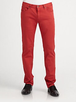 Hugo - Colored Straight-Leg Jeans