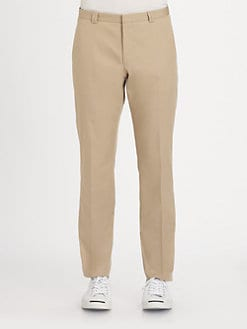 Hugo - Himmer Stretch Cotton Trousers