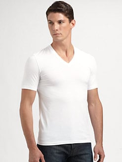 Hugo - Basic V-Neck Tee