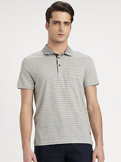 BOSS Black - Arpino Striped Polo