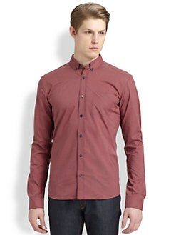 Hugo - Enico Check Sportshirt
