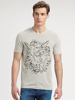 Hugo - Cotton Graphic Tee
