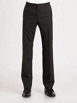 Hugo - Straight-Leg Trousers