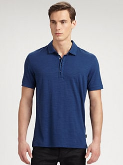 BOSS Black - Bellano Cotton Polo