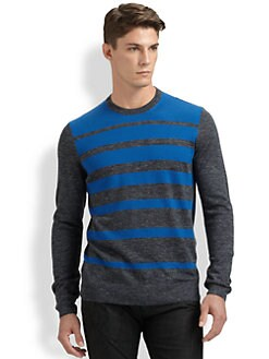 Hugo - Serano Striped Sweater