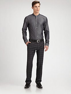 BOSS Black - Leon Woven Sportshirt