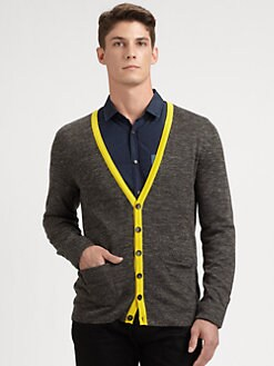 Hugo - Sabalon V-Neck Cardigan