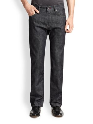Maine Straight-Leg Jeans