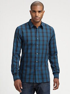 Hugo - Elisha Plaid Sportshirt