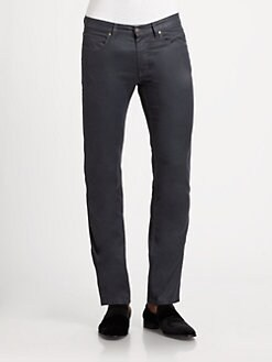 Hugo - Coated Denim Jeans