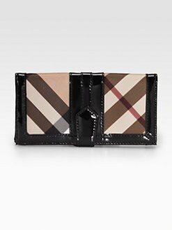 Burberry - Signature Check Wallet
