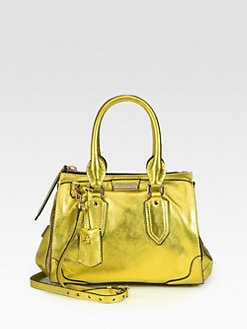Burberry Prorsum - All Gladstone Small Top Handle Bag