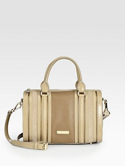Burberry - Medium Alchester Bowling Bag
