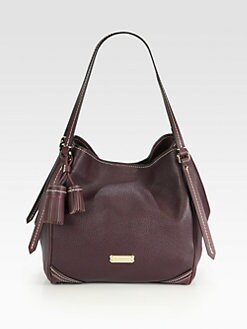 Burberry - Canterbury Tassel Small Tote