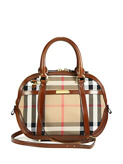 Burberry - Orchard Satchel