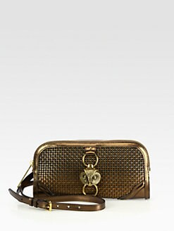 Burberry - Alma Owl Convertible Clutch