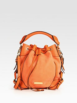 Burberry - Penbury Small Bucket Bag