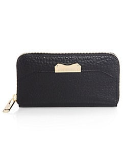 Burberry - Ziggy Heritage Large Zip-Around Wallet