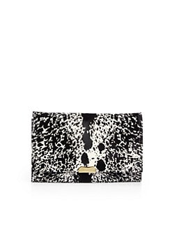 Burberry Prorsum - Roslin Haircalf Clutch