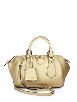 Burberry Prorsum - Blaze Metallic Satchel Handbag