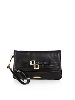 Burberry - Adeline Fold-Over Wristlet