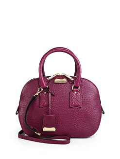 Burberry - Orchard Satchel Tote Bag
