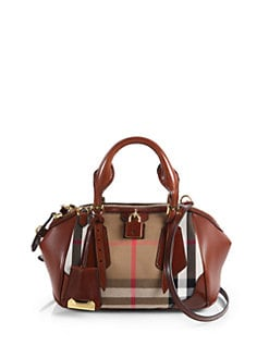Burberry - Blaze Satchel Handbag