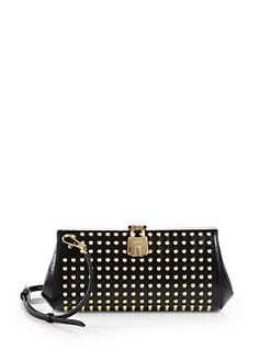 Burberry - Blaze Studded Clutch