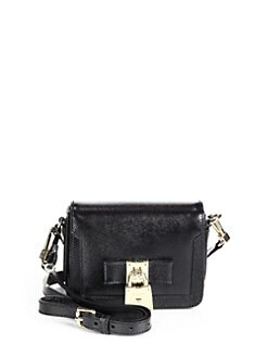 Burberry - Berkeley Patent Crossbody Bag