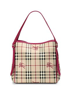 Burberry - Small Check Tote