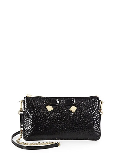 Heritage Patent Convertible Clutch