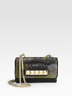 Valentino - Swarvoski Crystal Va Va Voom Mini Shoulder Bag