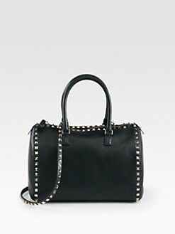 Valentino - Rockstud Boston Bag