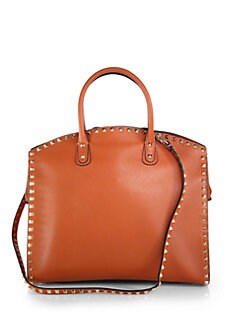 Valentino - Studded Dome Tote