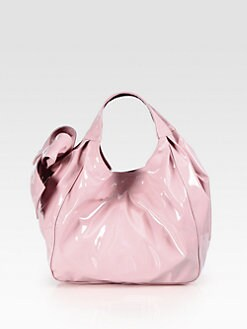 Valentino - Medium Lacca Nuage Hobo