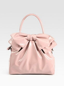 Valentino - Lacca Bow Dome Bag